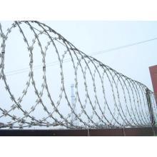 Custom High Security Concertina Razor Barbed Tape Wire