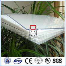 Поликарбоната полый лист ПИКОКУЛОНА для строительного материала
