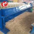 Máquina hidráulica de corte de chapa cizalla de placa de máquina