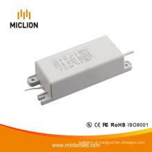 Fonte de alimentação do diodo emissor de luz de 60W IP67 com FCC do UL do Ce