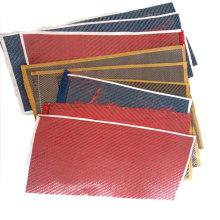 Tecido de sarja de fibra de carbono tecido em rolo de fibra