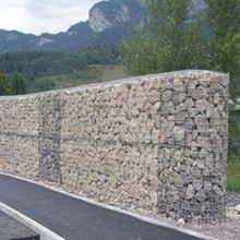 High quality welded gabion basket