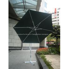 Vente chaude pendaison conduit jardin parapluie