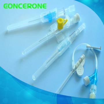 Einweg-IV-Kanüle mit Injektionsventil