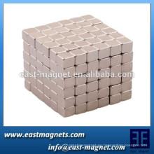 Imanes de cubo de neodimio de alta temperatura para medidores de agua