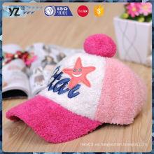 Sombrero de encargo vendedor caliente del invierno del salto de la cadera del diseño del OEM del fabricante
