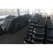 Codo de tubo de acero al carbono A234WPB 45 grados
