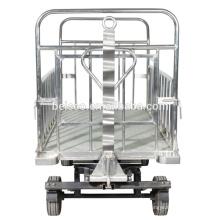 Padrão Aeroporto Aeroporto/carrinho bagagem carrinho/dobrável bagagem carro da bagagem