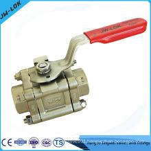 3000wog 3 piece ball valve