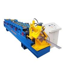 hydraulic purlin roll forming machine equipment