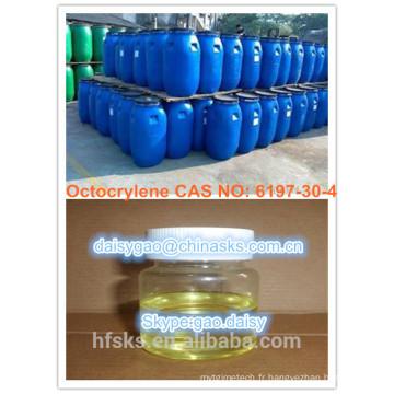 CAS NO: 6197-30-4 / absorbeurs d'UV octocrylène