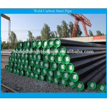 ASTM A53 Electric Resistance Welded(ERW) Schedule 40 Black Steel Pipe