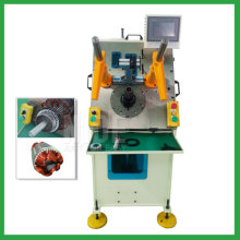 Generator motor automatic stator coil inserting machine