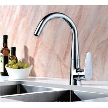Torneiras de cozinha de lavatório de alavanca única (DH20)