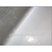 2013 новый дизайн белый цвет 100%хлопок дамасской Shadda Гвинея парчи Базен riche 10 ярдов, мешок африканских одежды ткани