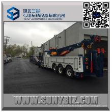 Camion de remorquage de rotateur résistant de 50 tonnes