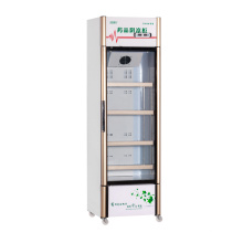 High Quality Coating Glass Door Medicine Storage Refrigerator