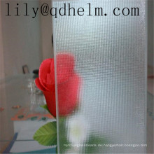 Dekoratives Druckglas, laminiertes Glasmuster für Duschglas