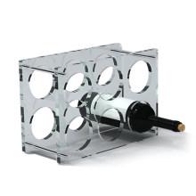 5mm Retail Perpex Display Rack para Wine Promoting Acrylic Display Box