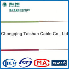 Professional Cable Factory Power Supply pvc sheath flat eletric wire