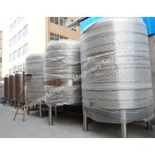 Réservoir de stockage de liquide de médecine avec certificat TUV