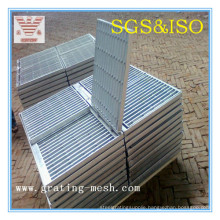 Plain/Galvanized/ Steel Grating for Drainage System