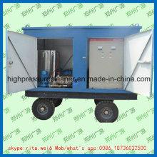 Máquina de lavagem industrial de alta pressão da limpeza da tubulação do condensador do dinamitador