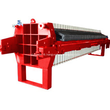 Hydraulic Plate and Frame Filter Press Machine
