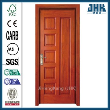 JHK Simple Style Design Swing Veneer Door