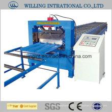 Manuafacturer Prepainted Steel Sheet Wall Roof Roll Forming Machine