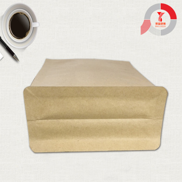 Paper Bag for Coffee Beans Packaging