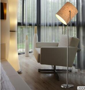 Led modern decorative electric switch floor lamp