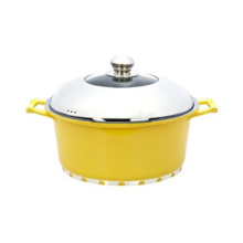 Ceramic Coating Kitchenware and Cookware Hot Pot