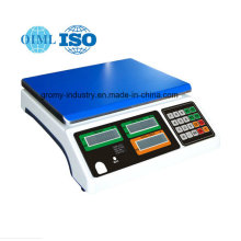 Electronic Digital Price Computing Scale with Pole Display 30kg