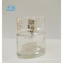 Ad-P106 Bouteille en verre cosmétique vaporisateur transparent 25ml