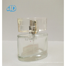 Ad-P106 Transparent Spray Cosmetic Glass Bottle 25ml