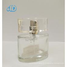 Ad-P106 spray transparente frasco de vidro cosmético 25ml