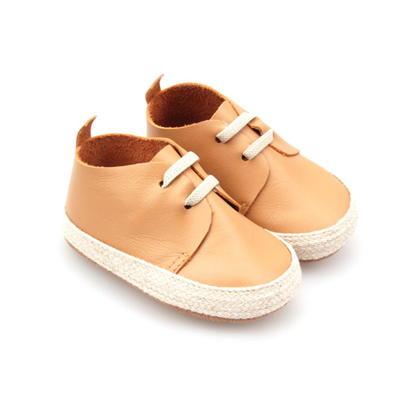 Leather Oxford Baby Shoes