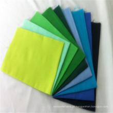 Tc 65 35 45x45 110x76 150cm tecido de poliéster / algodão para forro