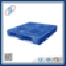 Двухслойный пластиковый поддон из высококачественной HDPE