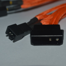Molex to 3-Pin Fan Adaptor Cable