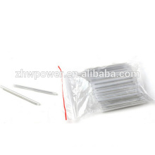 1000pcs SUMITOMO Standard Fiber optic fusion splice protection sleeve 45mm,plastic protection sleeve,45mm heat shrink tube