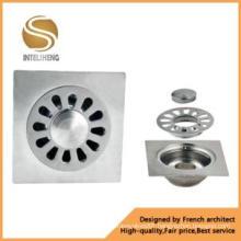 New Bathroom Brass Floor Drain Shower Drain (AOM-9408)