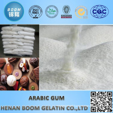 Arabic Gum Powder in Chocalate