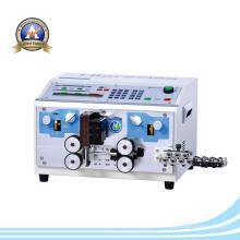 Máquina de corte descascamento de fio pequeno econômico de alta precisão (DCS-141)