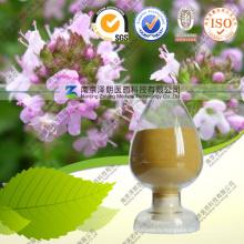 Acide naturel de Rosmarinic d'extrait antioxydant de fourniture de production