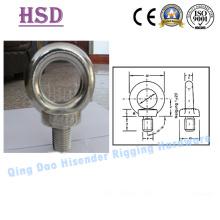 E. Galvanized DIN580 Eye Bolt of Rigging Hardware