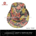 Sombrero del fedora del partido de la buena calidad para la venta
