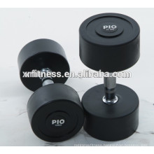 fitness equipment Accessories Rubber Dumbbell P10