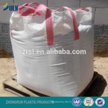 600kgs Jumbo Big Bag pour le bois de granule, 800kg 100 * 100 * 125cm